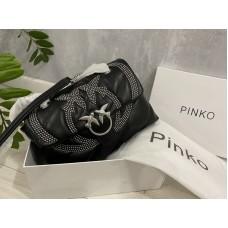 Сумка Pinko натуральная кожа в полном комплекте реплика 2212