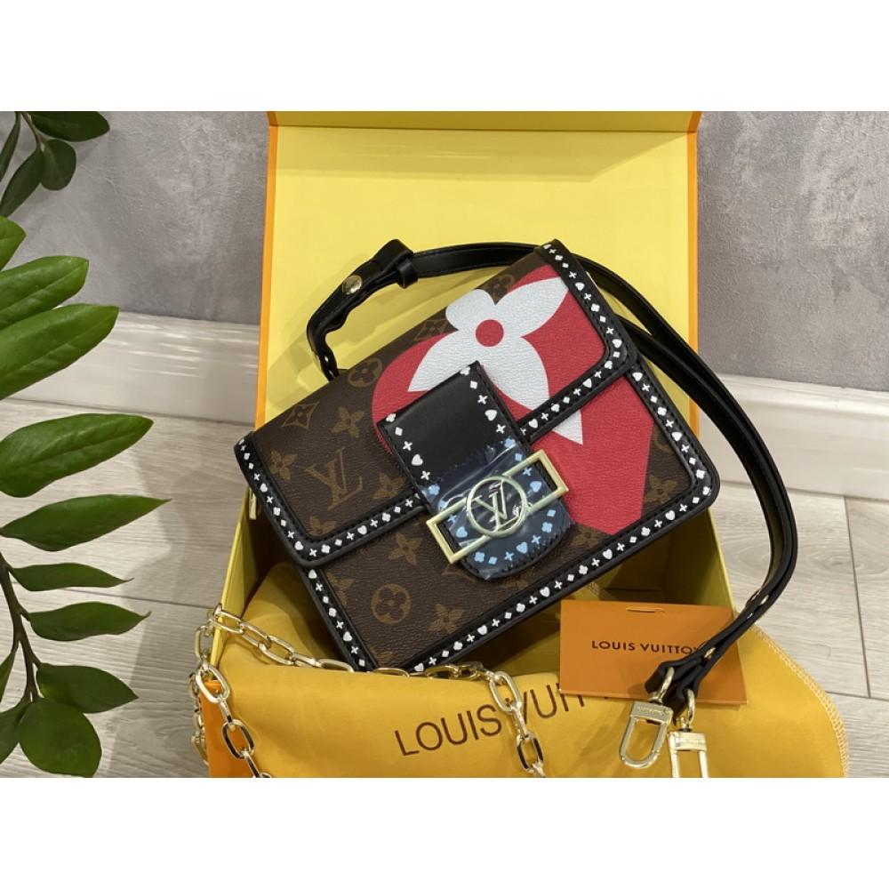 Женская сумочка Louis Vuitton канва 2213
