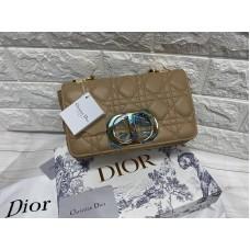 Сумка Christian Dior реплика в бежевом цвете арт 2226