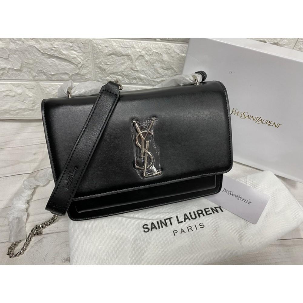 Стильная сумка Yves Saint Laurent Ив Сен Лоран YSL реплика натуральная кожа арт 1541