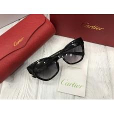 Брендовый очки Cartier реплика в полном комплекте арт 20491