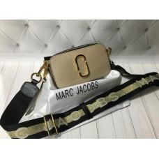 Сумочка клатч Marc Jacobs из натуральной хожи арт 20499