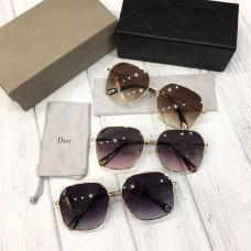 Женские очки Dior в наличии в полном комплекте арт 20492