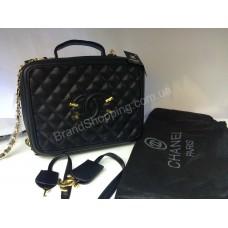 Женская сумка Chanel 0232s black
