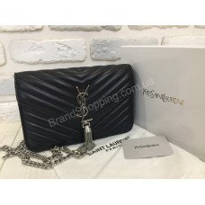 Женская кожаная сумка YSL 0322s
