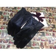 Стильный мужские перчатки из натуральной кожи 1643