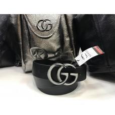 ХИТ!Мега стильный кожаный ремень Gucci 1644