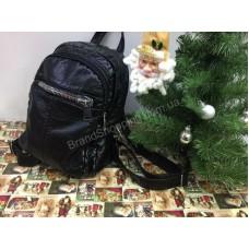 Рюкзак эко-кожа черный 0395