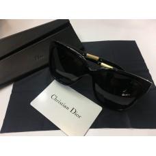 Солнцезащитные очки Dior черные 1215