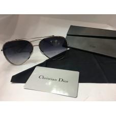 Солнцезащитные женские очки Dior авиаторы 1218