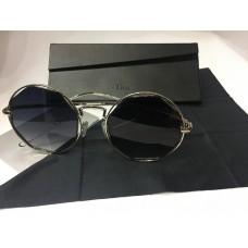 Солнцезащитные женские очки Dior круглые 1219