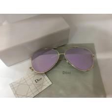 Солнцезащитные женские очки Dior авиаторы 1221