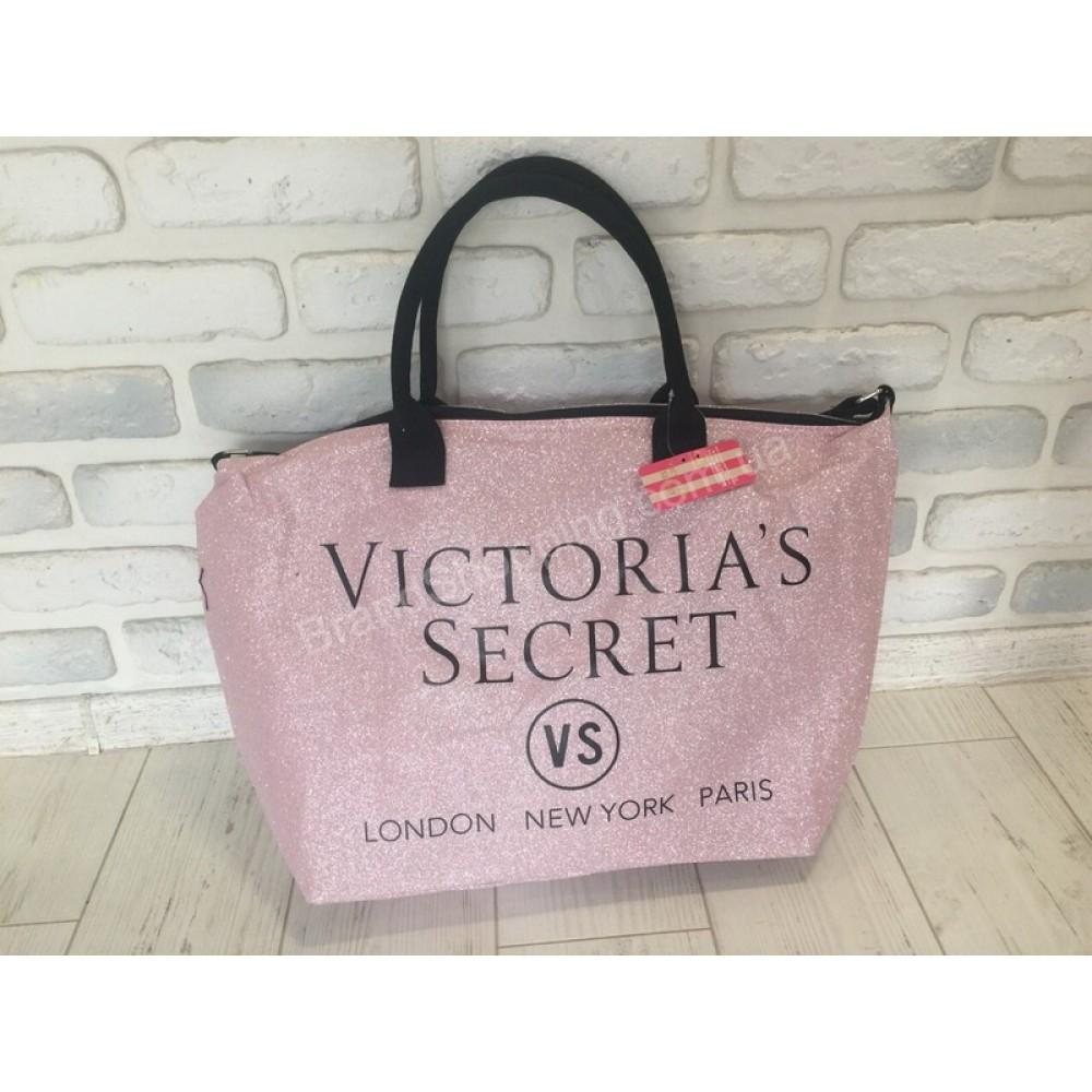 NEW!Сумка Victoria`s Secret  в пудровом цвете с мерцанием 1839