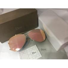 Солнцезащитные женские очки авиаторы Dior 1222