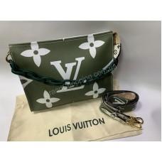 Сумка через плечо Louis Vuitton 2х сторонняя арт 20424