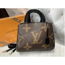 Сумочка Louis Vuitton с плетеными ручками арт 20428