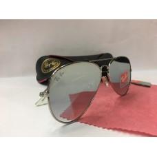 Солнцезащитные очки унисекс  Ray-Ban Aviator mirror 1237