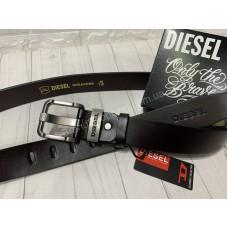 Ремень Diesel натуральная кожа ширина 4см арт 20284
