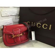 Женская кожаная сумка Gucci 0347s
