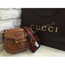 Женская кожаная сумка Gucci 0348s