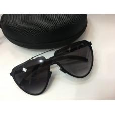 Солнцезащитные очки черные 1253