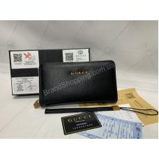 Мужской кошелек клатч Gucci в полном комплекте арт 21146