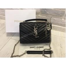 Женская кожаная сумочка YSL  арт 04661