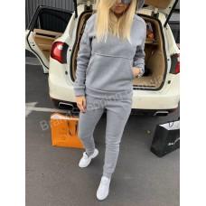 Женский спортивный костюм Grey robokop костюм  арт 3900