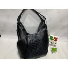 Сумка женская пр-во Италия  натуральная кожа арт 21159