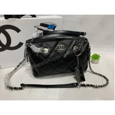 Сумочка,Chanel копия класса ААА натуральная кожа арт 21168