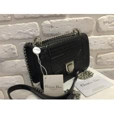 Женская сумочка mini Dior black 0420