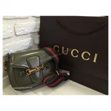 Женская кожаная сумка Gucci 0427