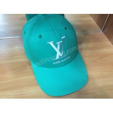 Кепка Louis Vuitton зеленая