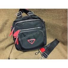 Рюкзак -сумка Prada Lux арт 20215
