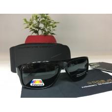 Солнцезащитные очки Porshe Design черный пластик 1100