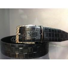 Classic двусторорнний кожаный ремень 0472