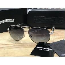 NEW 2018!Стильные Солнцезащитные очки Chrome Hearts полный комплект унисекс 1713