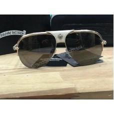 NEW 2018!Стильные Солнцезащитные очки Chrome Hearts полный комплект унисекс 1714