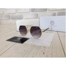 NEW2018!Очки солнцезащитные Versace в полном комплекте 1716