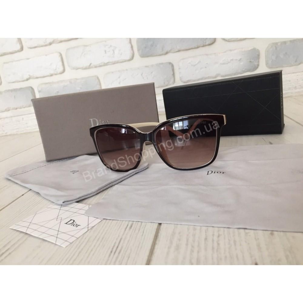 NEW 2018!!Очки солнцезащитные Dior в полном комплекте 1719