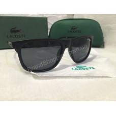 Солнцезащитные очки Lacoste Lux черные  9155O