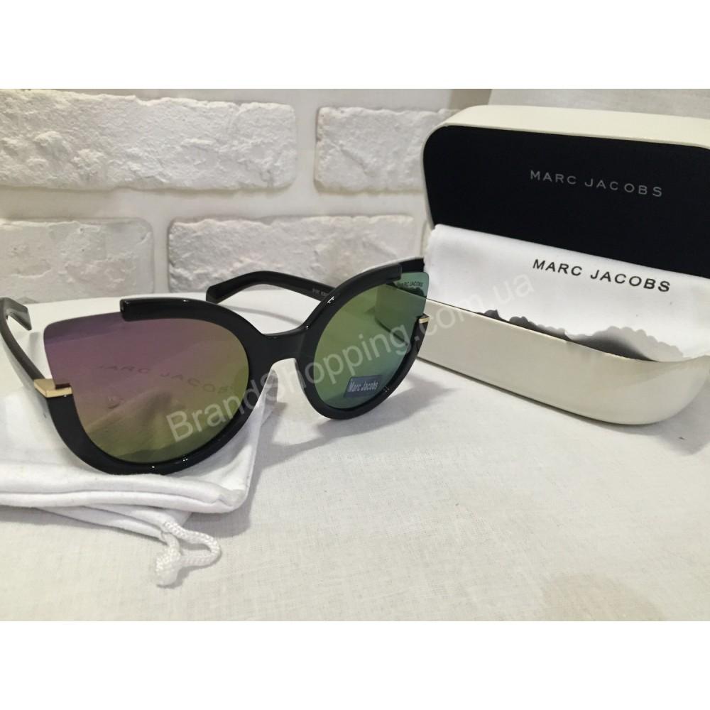 Солнцезащитные очки Marc Jacobs с заркальными стеклами хамелеон 9197O
