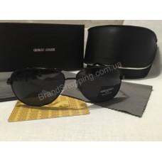 Солнцезащитные очки Giorgio Armani  Lux черные  GM8394