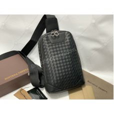 Мужская сумка слинг Bottega арт 20296
