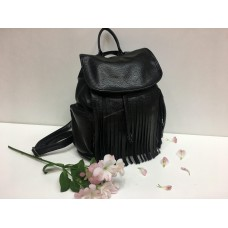 Женский рюкзак-сумка 0099s Black