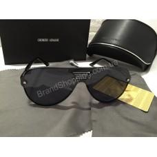 Солнцезащитные очки Giorgio Armani чёрные1853G