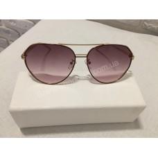 Солнцезащитные очки Pink с золотыми дужками 5848O