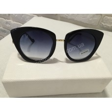 Солнцезащитные очки FENDI чёрные 9170F