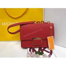 Женская кожаная сумка-клатч Michael Kors 0161s