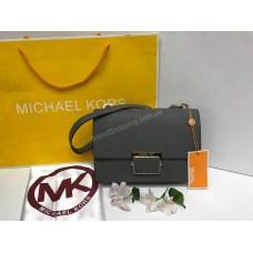Женская кожаная сумка-клатч Michael Kors 0160s